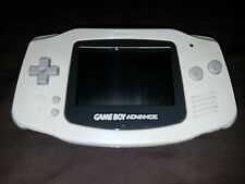 Nintendo Gameboy Advance Console White