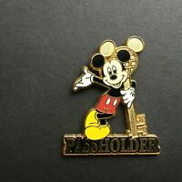 WDW Annual Passholder Exclusive 2004 Mickey Mouse - Disney Pin 27753