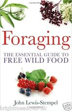 Foraging FREE FOOD Diet Cook Book Healthy Eating Weight Loss Walking Hiking
