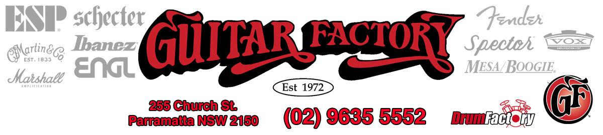 Guitar Factory Parramatta