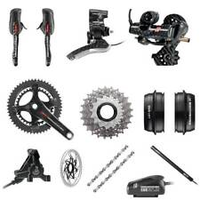 Campagnolo Super Record EPS Hydro Disc Groupset
