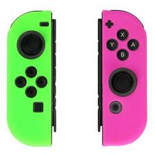 Nintendo Switch Joy-Con Anti-Slip Silicon Guard Skin Case Thumb Grip Caps Cover