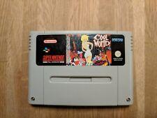 Cool World Super Nintendo SNES C ESP PAL