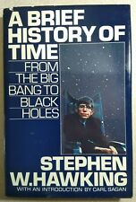 A Brief History Of Time: From The Big Bang To Black Holes - Stephen Hawking - HC