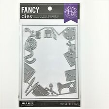 Hero Arts Crafting Border Fancy Die With Frame Card Making Scrapbooking