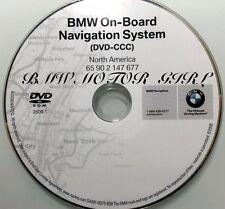 OEM 2007 2008 BMW 328i 335i Convertible Sedan Coupe Navigation DVD Map US Canada