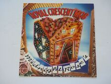 Royal Crescent Mob Midnight Roses's LP Record Photo Flat 12x12 Poster