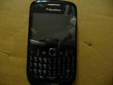 Blackberry Curve Qualcomm 3G CDMA phone black used pre-owned