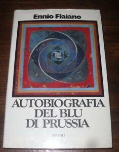 Ennio Flaiano. Autobiografia del blu di Prussia 1° edizione