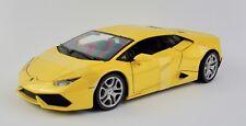 Lamborghini Huracan Coupe 1:18 Model Car Maisto Special Edition, New