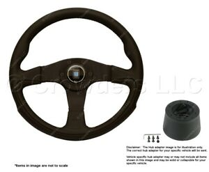 Nardi Challenge 350mm Steering Wheel + Hub for MG MGB 6089.35.2071 + .3102