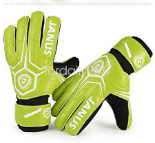 Adult & Youth Soccer Goalkeeper Gloves with Finger Protection for Training 7-10