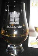 BALVENIE CASTLE SCOTCH MALT WHISKY GLENCAIRN TASTING GLASS