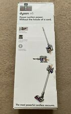 Dyson V6 Absolute Wireless Hoover / Vacuum Cleaner - EMPTY BOX