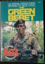 Green Beret US Special Elite Forces Military Series Vietnam Villard OOP Rare!