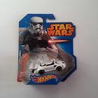 New Hot Wheels Disney Star Wars Storm Trooper Car Model CLY81 Mattel Die Cast