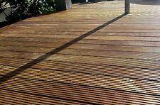BANGKIRAI 2,95€ Holzdeck 25x145mm Riffeldielen Terrassendielen Terrasse No.193