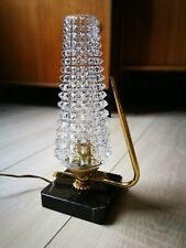 French Mid century modernism desk table lamp