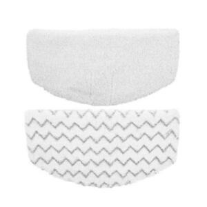 2pcs/lot  soft washable Microfiber Mop Pads  for Bissell symphony 1132 1252 Mop