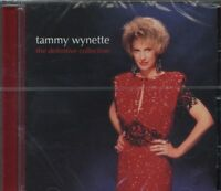 Wynette, Tammy - The Definitive Collection NEW CD