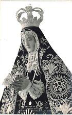 Postcard Mexico Oacaca Imagen De La Soledad Vintage