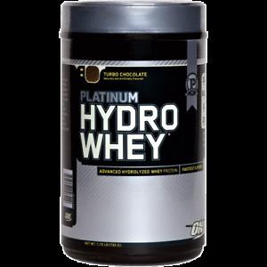 Optimum Nutrition Platinum Hydro Whey 1.75lb Hydrolyzed Whey Protein Isolate