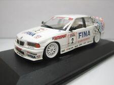 Diecast Minichamps 1:43 BMW 318i BTTC 1994 Soper Mint on Display