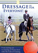 DVD Dressage is for Everyone - Training Horse Riding