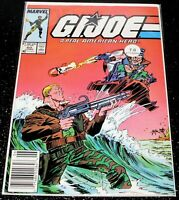 G.I Joe 60A 1st Print (7.0) 1982 Series Marvel Comics