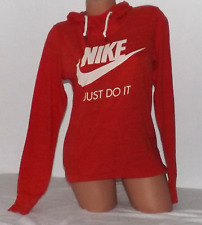 Nike Women's Sportswear Gym Vintage Pullover Hoodie 823701 696 Size Small NWT