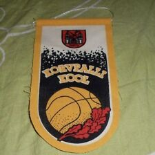 ESTONIAN PENNANT OF TARTU BASKETBALL SCHOOL