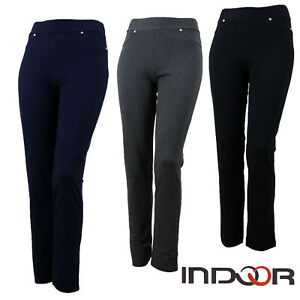 Pantaloni Donna Fitness Tuta Vita Alta INDOOR Felpati Made in Italy da GELSTORE