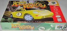 Beetle Adventure Racing (Nintendo 64) ...Brand NEW!! h-seam!