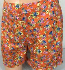 Polo Ralph Lauren Swim Trunks Mens 40 Orange