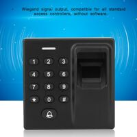Fingerabdruck RFID Karte Passwort Türöffner Zutrittskontrolle Card Reader