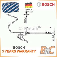 LEFT BRAKE HOSE OPEL VAUXHALL BOSCH OEM 13334947 1987481161 GENUINE