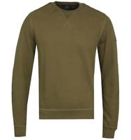 Men's Belstaff Sweatshirt Jumper Designer Jumper Fashion Casual Green Size S-2XL