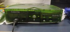 Halo special edition original Xbox console with tons of games