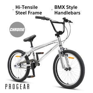 NEW Progear Chrome Torrid BMX Bike