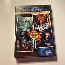 War Gods of the Deep / At the Earth's Core DVD Brand New Sealed