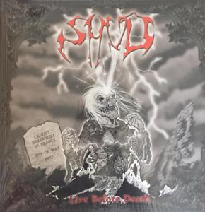Shud - Live Before Death, 1992 (Fra), LP