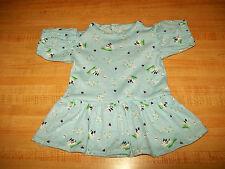 """16"""" 18"""" CPK Cabbage Patch Kids puppy dog ladybug flower butterfly knit dress"""