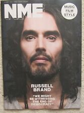 Russell Brand – MØ - NME magazine – 12 May 2017