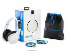 Monster Adidas Originals High Performance Over-Ear Headphones White *New Sealed*
