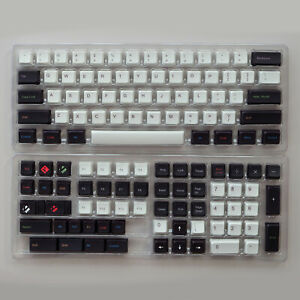 PBT Programmer Theme Keycaps, XDA Profile,  Dye Sublimation Keycap