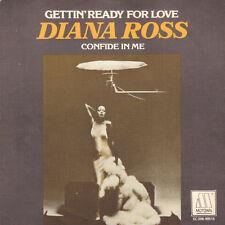 "DIANA ROSS – Gettin' Ready For Love (1977 NEAR MINT MOTOWN SINGLE 7"" HOLLAND)"