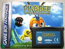 ★☆☆ Gameboy Advance - Pinobee Wings of Adventure ☆☆★