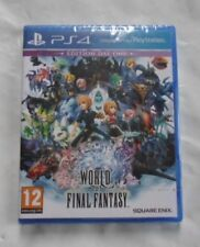 World of Final Fantasy  PS4 neuf sous blister
