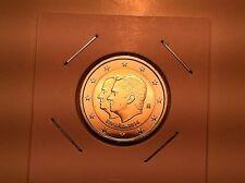 2 EURO ESPAGNE 2014 ACCESSION AU TRONE COMMEMORATIVE NEUVE