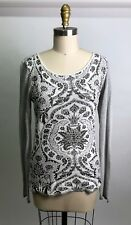 BEAUTIFUL DESIGUAL SWEATER SIZE L M MADE IN SPAIN